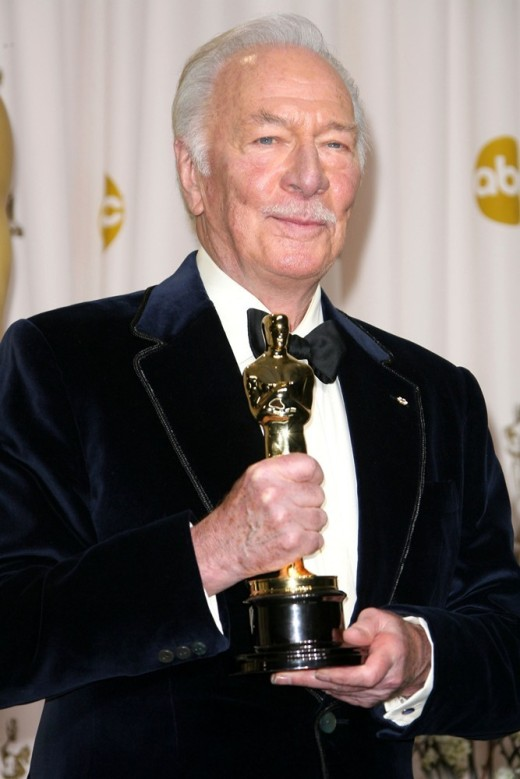 Christopher Plummer - Beginners - 2012 Best Supporting Actor