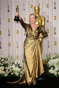 Meryl Streep - The Iron Lady - 2012 Best Actress