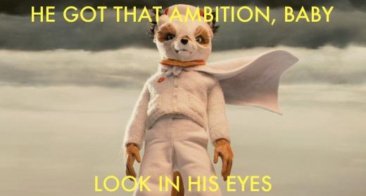 Fantastic Mr. Fox / Gold Digger